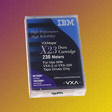 IBM 24R2137, VXA X23 Data Cartridge, Datenkassette, NEU & OVP