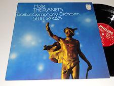 HOLST NM The Planets Seiji Ozawa Boston Symphony Orchestra 9500 782 Philips