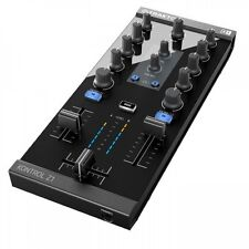 Native Instruments Traktor Kontrol Z1 Compact 2-Channel DJ Mixer Controller