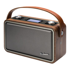 Goodmans HERITAGE Portable WiFi, DAB+ Digital Radio, FM , Spotify, Bluet ,NCF