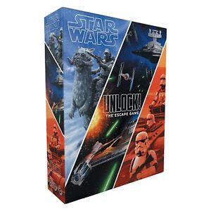Star Wars Unlock The Escape Game
