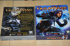 lot 2 jeux GUILD WARS Special Edition + Factions - VO et VF