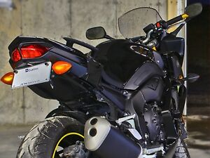 YAMAHA FZ6 FZ6R 2009 -2015  FENDER ELIMINATOR TAIL TIDY  LIFETIME WARRANTY