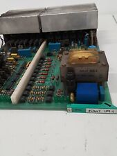 Charmilles edm 32 Amp Power Board. 852447. 1