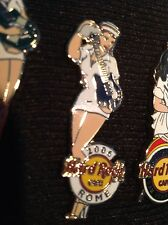 HRC HARD ROCK CAFE Rome-Sexy Nurse W. ICEBAG on Guitar Pin Series 2006, le 250