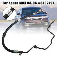 Power Steering Pressure Hose Line For Acura MDX 3402797 365972 92552 03 04 05 06