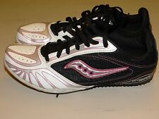 Women`s Saucony Crescent Sprint Track Field Running Shoes Size Us 8.5 Eur 40