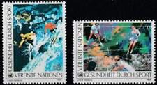 Vereinte Nationen - Wien postfris 1988 MNH 85-86 - Gezondheid