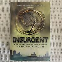 Insurgent - Book 2 of Divergent Series by Veronica Roth (2012, Hardcover)