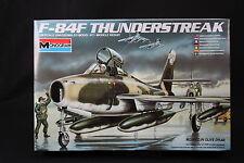 YE043 MONOGRAM 1/48 maquette avion 5432 F-84F Thunderstreak F84F