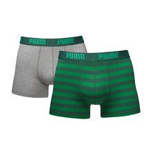 PUMA 2er Pack Striped 1515 Boxers Boxershorts Boxer Short Herren Unterhose S-XL