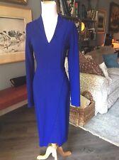 Roland Mouret Electric Blue  38 Fabulous Dress