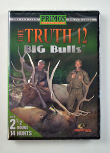 "Primos ""The Truth 12 Big Bulls"" DVD"