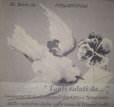 IMMAGINI DI FORLIMPOPOLI FRA OTTO E NOVECENTO DALLE CARTOLINE GIANNI LOLLI 2007