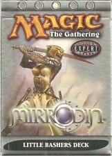 MTG Mirrodin Little Bashers Theme Deck  60-Card Preconstructed  Magic Gathering