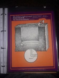 VELVET UNDERGROUND 1969 TEXAS  ORIGINAL CONCERT FLYER POSTER MINT PERFECT COND.