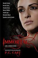 Immortal: Love Stories With Bite, Rachel Vincent,1933771925, Book, Good