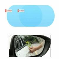 2pcs Auto Anti Nebbia Impermeabile Specchietto Retrovisore Pellicola Protettiva
