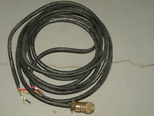 26'  Servo Motor Cable 4-Connector P-123-70-MSHA Type SOW-A w Canon MS3106F18-4S