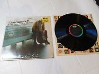 Glen Campbell By the Time I Get to Phoenix Stereo Capitol Rec Record LP Vinyl
