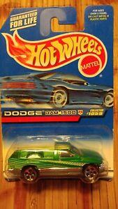 1999 HOT WHEELS '95 DODGE RAM 1500 PICKUP #1059
