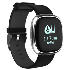P2 Smart Wristband Fitness Tracker Band Blood Pressure Watch Bluetooth Health...