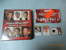 James Bond The Complete master set (from archive box)