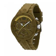 Orologio Uomo SECTOR STEELTOUCH R3251576014 Multifunzione Silicone Verde