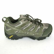 Merrell Men's Moab 2 Waterproof Hiking Shoes Dusty Olive US,13
