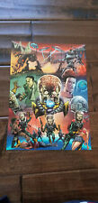 2012 SDCC COMIC CON EXCLUSIVE TOPPS MARS ATTACKS SCAVENGER HUNT PROMO CARD SET