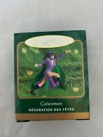 2000 Hallmark Keepsake Catwoman Miniature Christmas Ornament