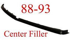 88 93 CHEVY GMC Truck Center Bumper Filler Tahoe Suburban Yukon GM1087179
