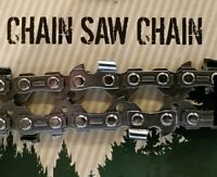 """18/"""" chainsaw bar 2x chains  .325 .063 G 74 DL D025 Mounting Fits many Stihl"""