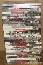 Set of 27 Time-Life World War II WWII Books