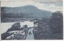 Ireland; Upper Lake, Killarney PPC, By Helys Ltd of Dublin, c 1920