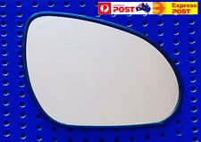 Right side mirror glass to suit HYUNDAI  I30 09/07-04/12 FD Convex with base