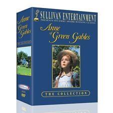 ANNE OF GREEN GABLES COMPLETE COLLECTION + BONUS 4 DISCS BOX SET - Region 2 (UK)
