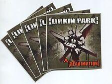 Linkin Park Sticker Lot - Reanimation Hybrid Theory 2002 - Chester Bennington