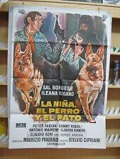 A528 LA NIÑA, EL PERRO Y EL PATO. SAL BORGESE, ILEANA RIGANO