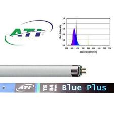 "2 ea of ATI 54W 48"" BLUE PLUS T5 HO REPLACEMENT FLUORESCENT LIGHT BULB"