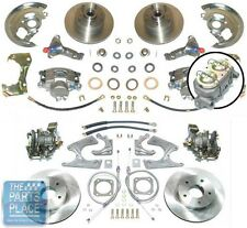 1968-79 Chevrolet Nova 4 Wheel Standard Disc Brake Kit