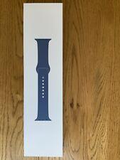 Apple Watch Sport Band Alaskan Blue 44mm