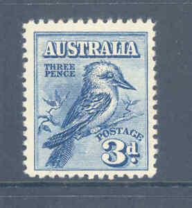 AUSTRALIA PREDECIMAL 1928 KOOKABURRA VERY FINE MNH................5