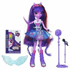 My Little Pony Equestria Girls Singing Twilight Sparkle Doll , New, Free Shippin