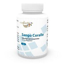 Sango Coral 500mg 120 Capsules Vita World German pharmacy production Calcium