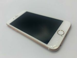 Apple iPhone 6s - 64GB - Rose Gold (Unlocked) A1633 (CDMA + GSM) CRACKED PARTS