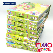 Fimo Kids Form & Play Kits Polymer Modelling Oven Bake Clay Sets 8035