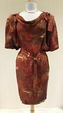 Vivienne Westwood Cavalry Dress Size 40 UK 8-10 BNWT RRP £375