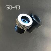 G8-43 Laser Lens/MP9x10mm/Laser Collimation Glass Lens x1