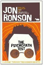 The Psychopath Test,Jon Ronson- 9780330492270